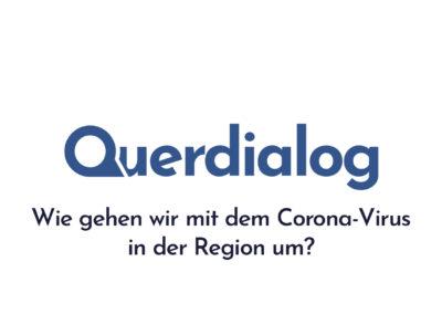 Episode 1 – Wie gehen wir mit dem Corona-Virus in der Region um?